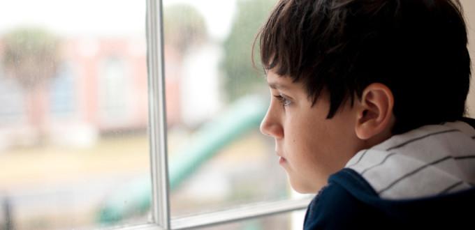 Anxiété chez l'enfant